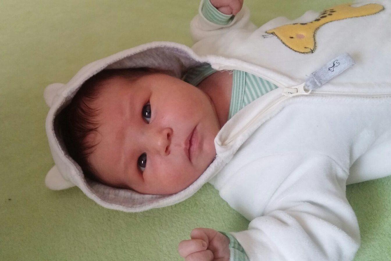 Geburt Gruber Emelie
