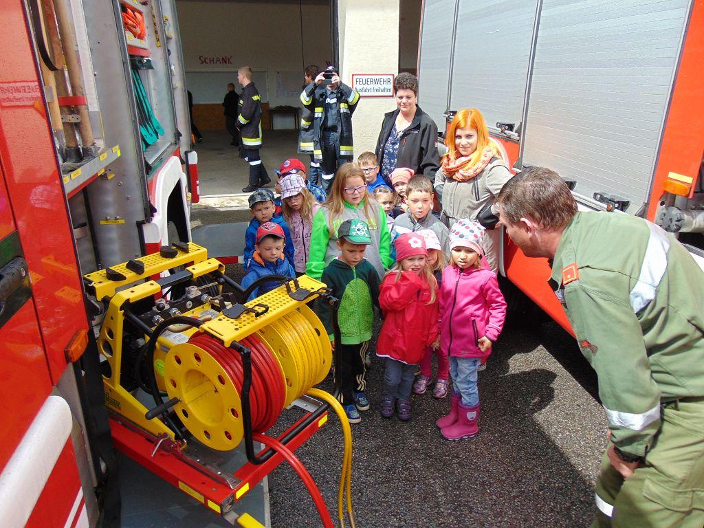 FF Übung Kindergarten