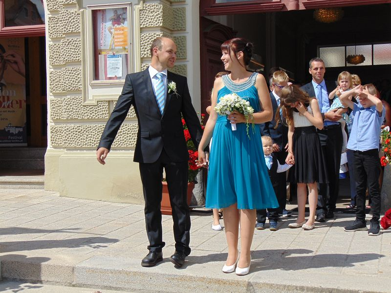 Standesamtliche Hochzeit von HFM Schwingenschlögl