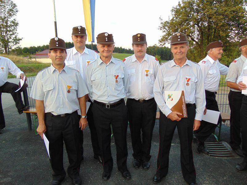 Abschnittsfeuerwehrtag in Höhenberg
