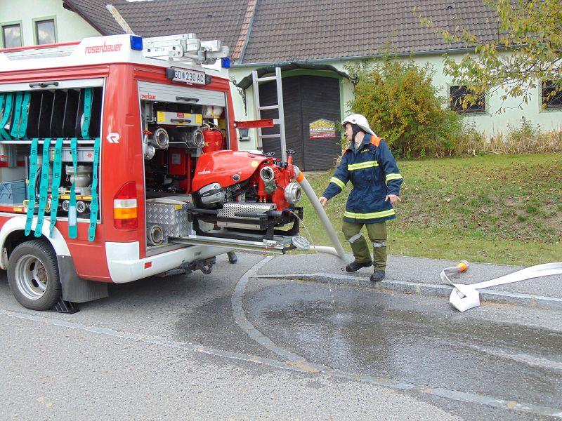 UA-Übung in Hörmanns