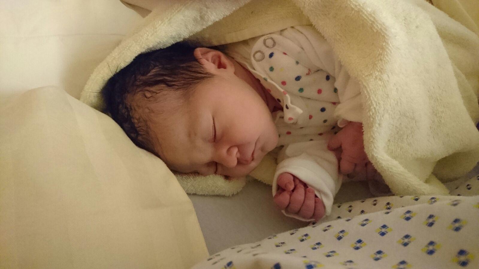 Geburt Lisa Speckmayer