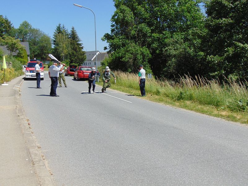 Bezirksfeuerwehrleistungsbewerbe in Unterlembach