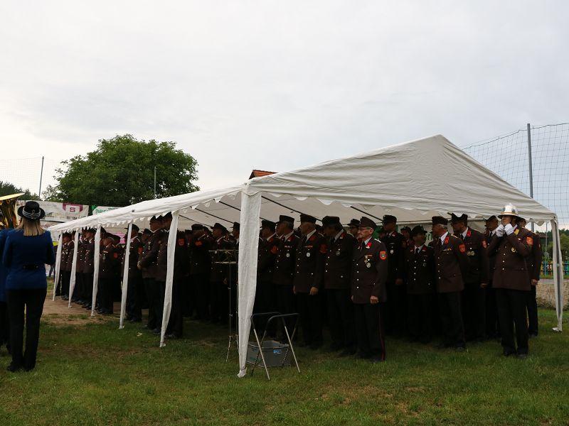 Abschnittsfeuerwehrtag in Eibenstein