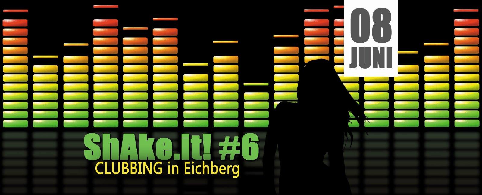 Vorankündigung ShAke.it!#6