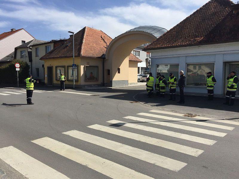 Feuerwehrausbildungen in Gmünd und Heidenreichstein