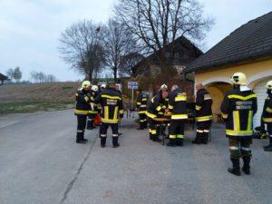 Atemschutzübung in Hörmanns