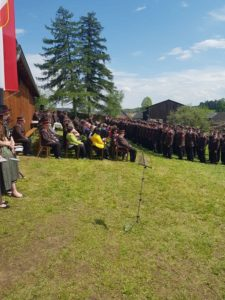 Einladung der FF Oberlembach