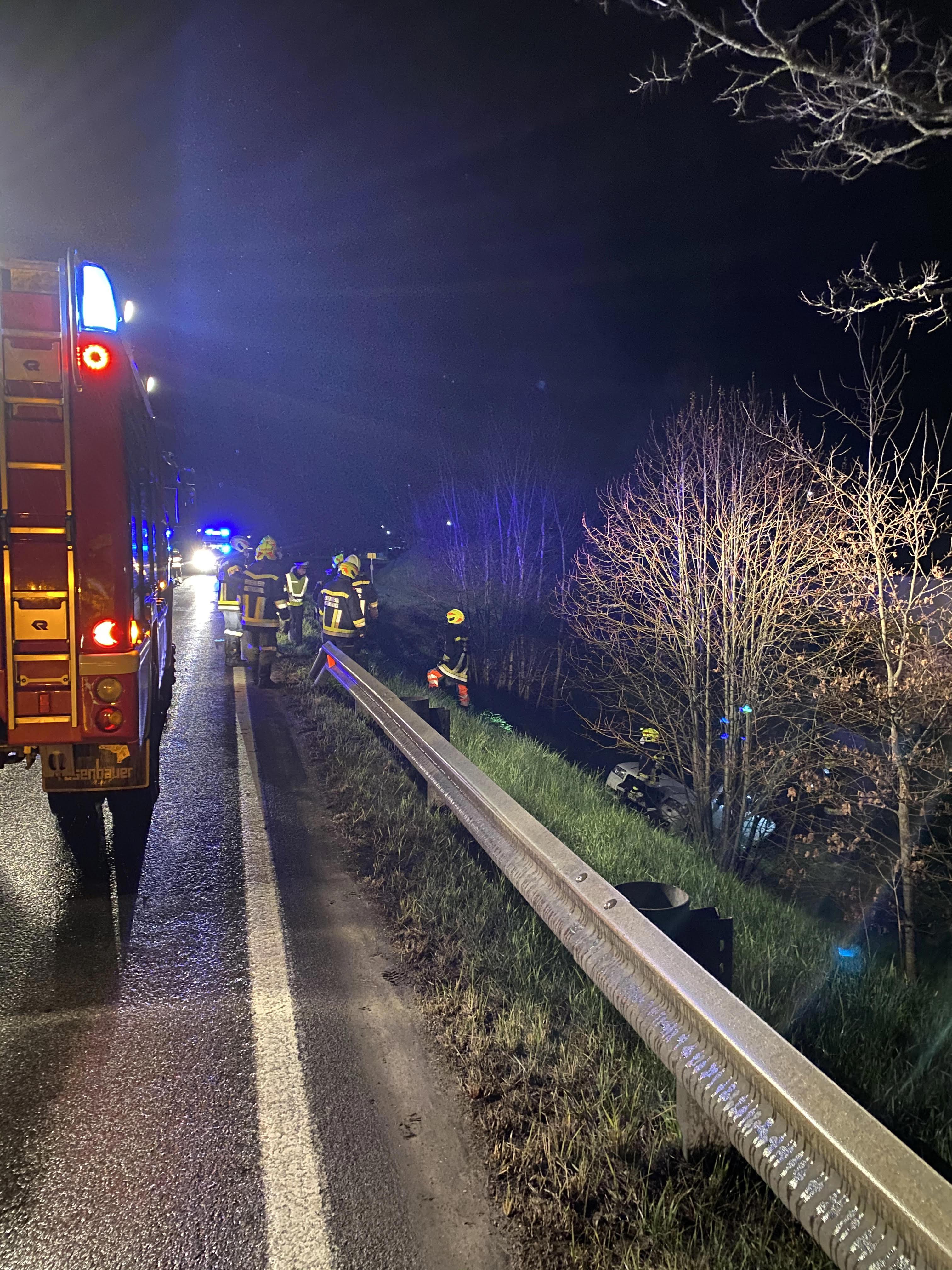 T2 – Verkehrsunfall